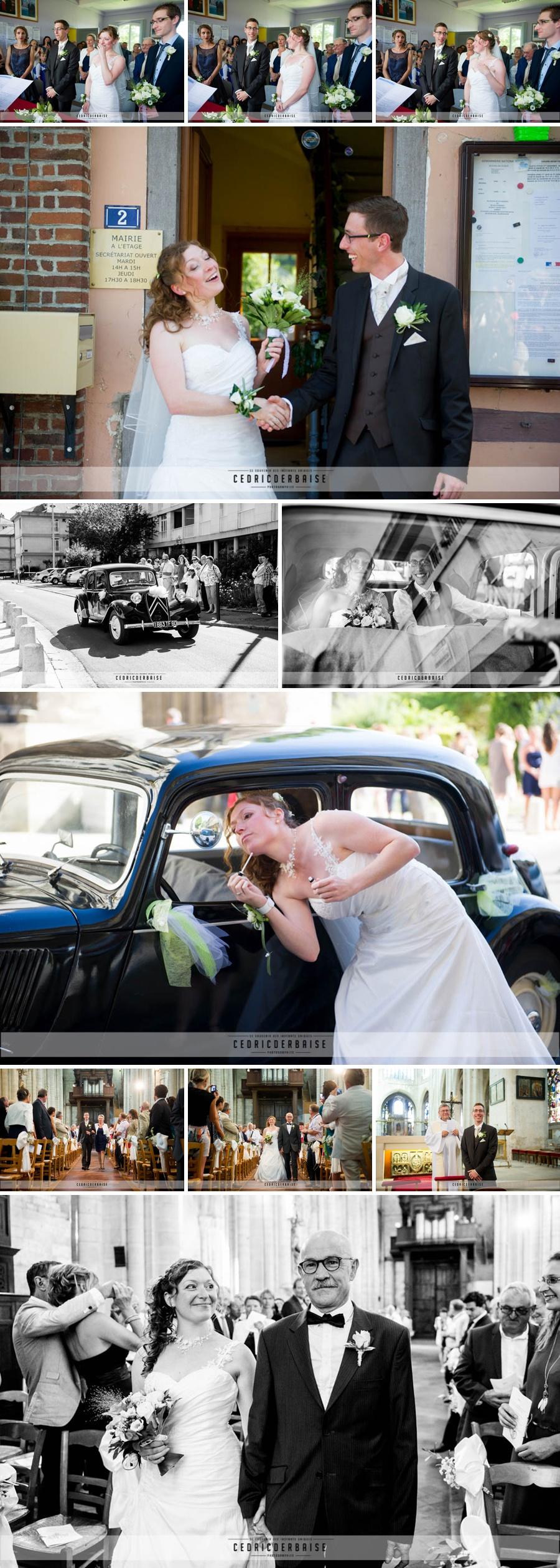 Photographe mariage beauvais-ceremonie-civile-religieuse-eglise-saint-etienne-beauvais
