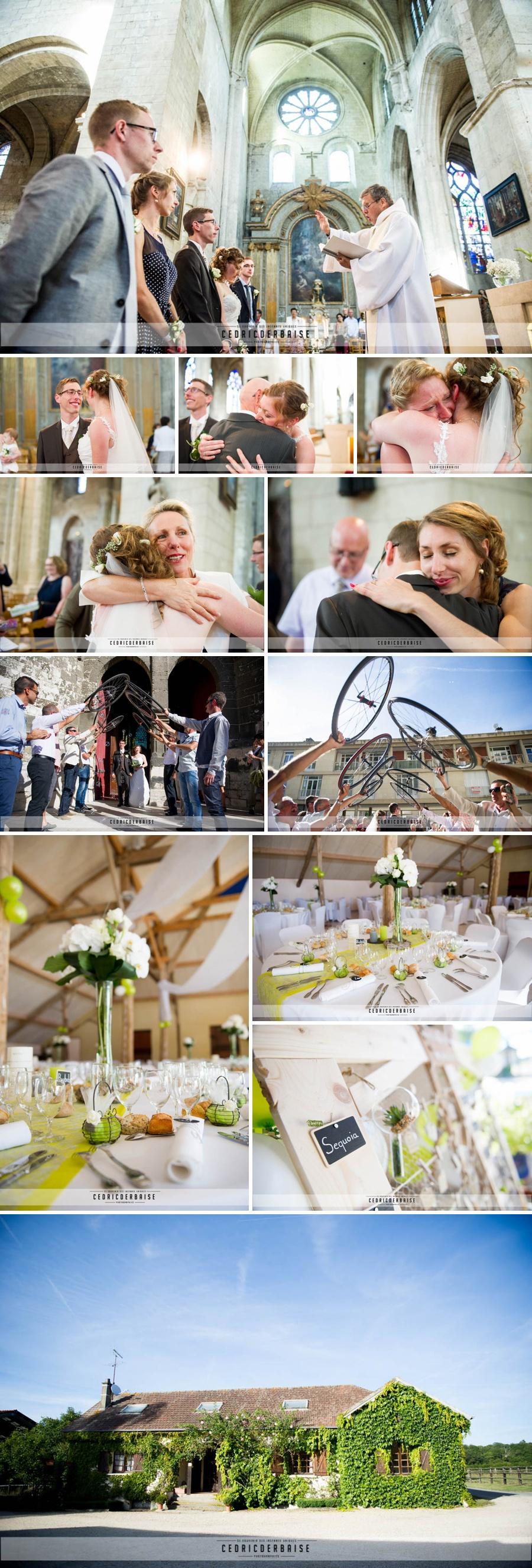 Photographe mariage beauvais Picardie-Oise-ceremonie-religieuse-eglise-saint-etienne-beauvais-berneuilenbray-haras-du-bois-dargile