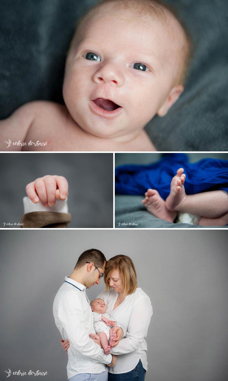 Photographe naissance oise cedric derbaise