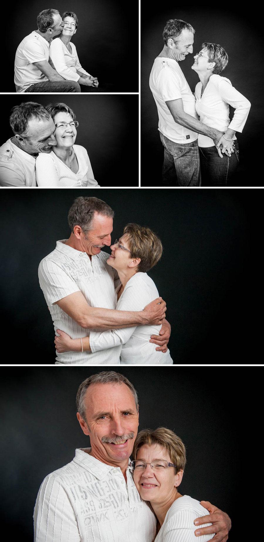portrait d'amoureux