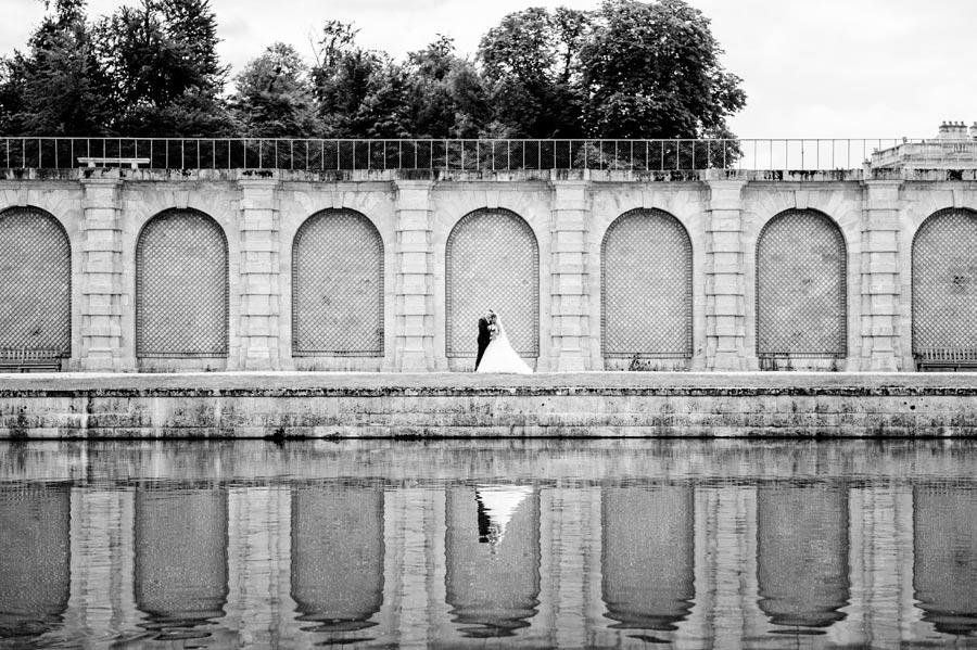 Photographe mariage chantilly