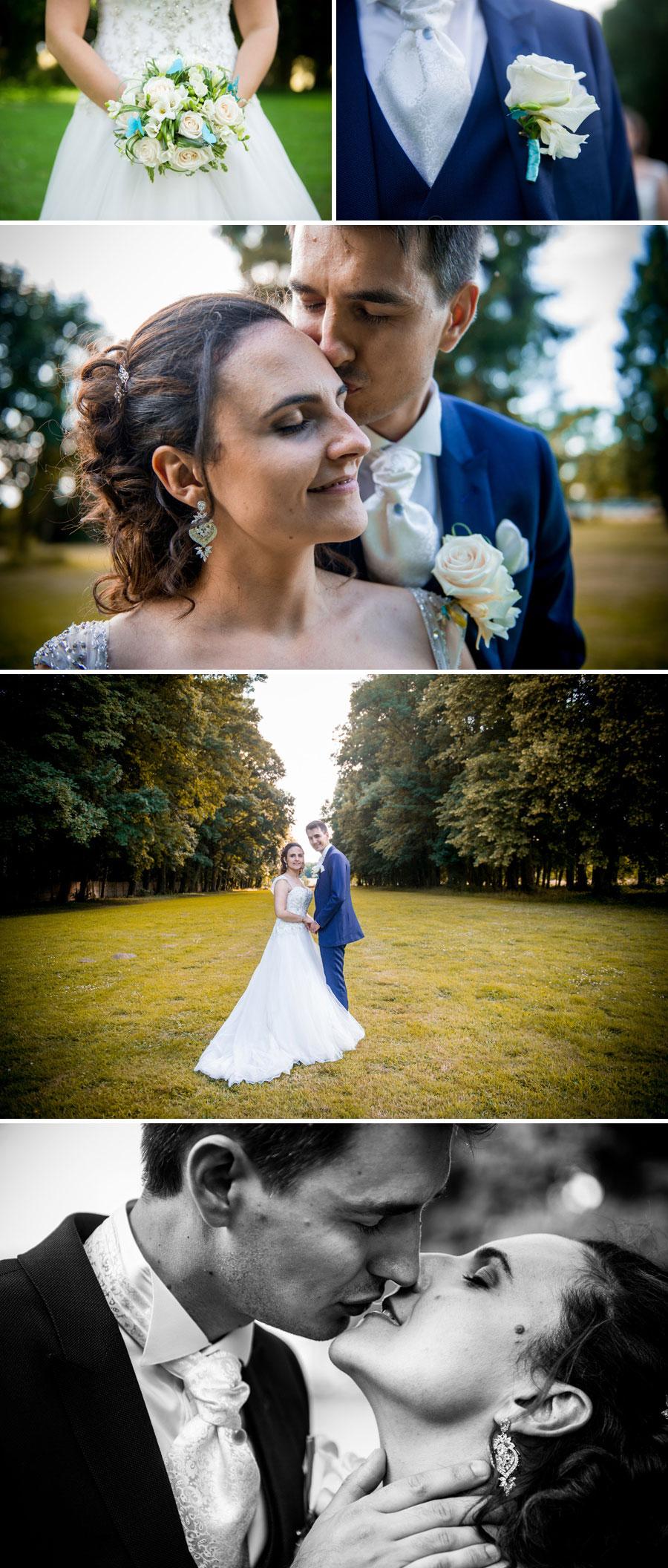 Photographe mariage Oise Château de la Houssoye