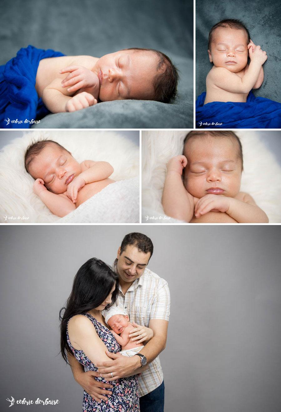 photos de grossesse et naissance