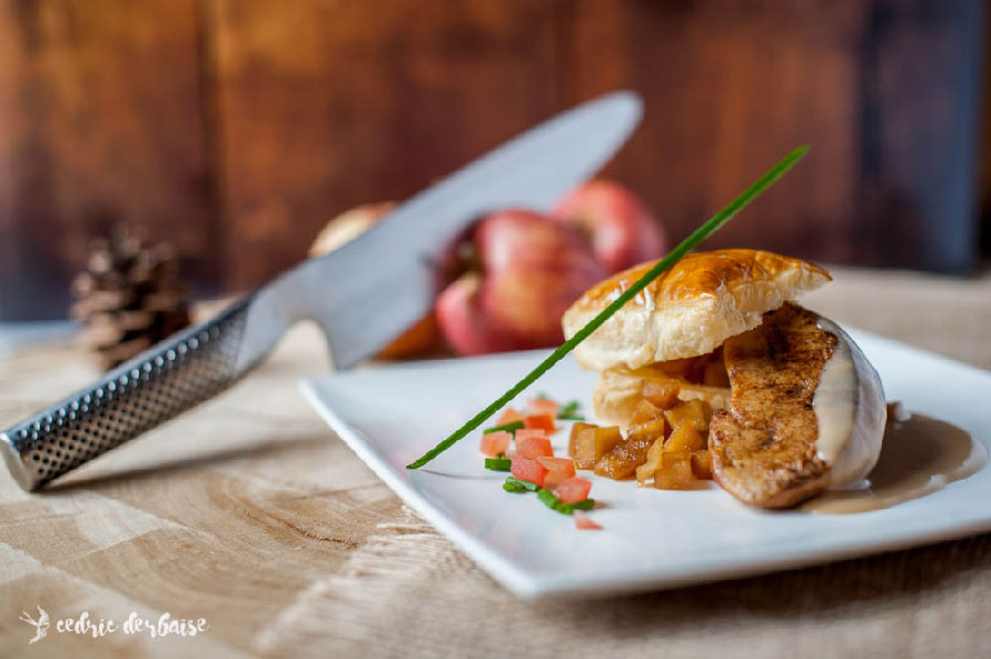 Photographe Entreprise culinaire alimentaire
