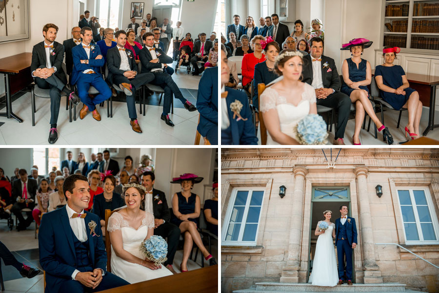 Mairie de Cauvigny mariage oise
