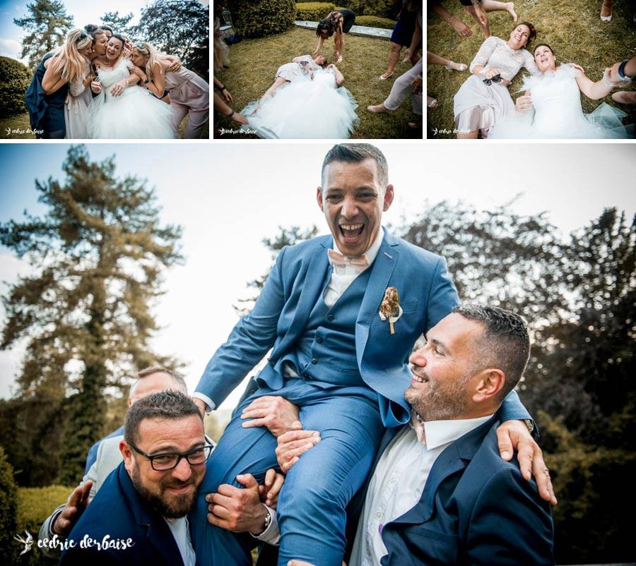 Cédric Derbaise photographe mariage oise