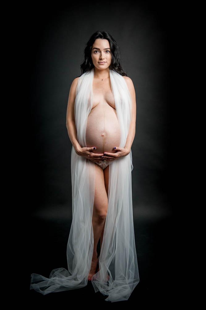 Portraitiste de France 2019 Femme enceinte