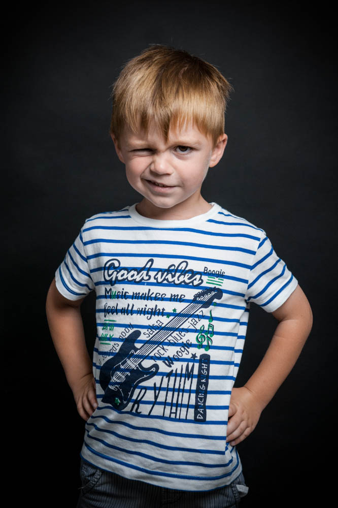 Portraitiste de France 2019 enfant