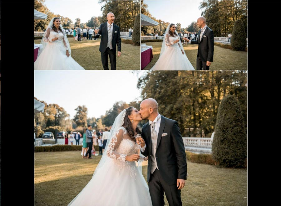 Photographe mariage Parc Jean-Jacques Rousseau