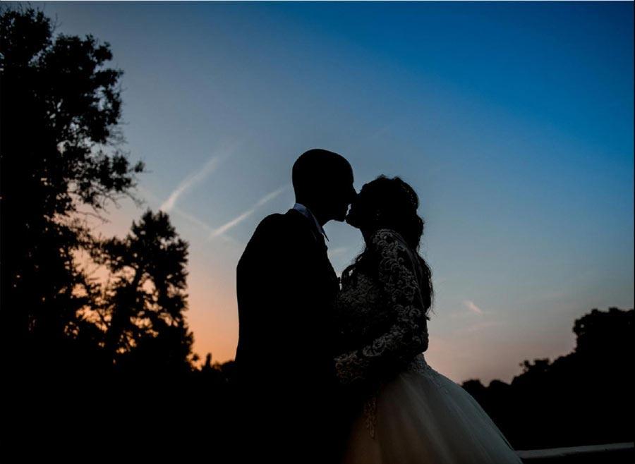 Photographe mariage château d'ermenonville