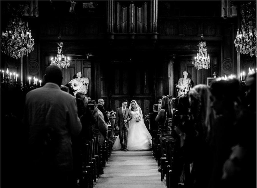 Photographe mariage eglise de compiegne