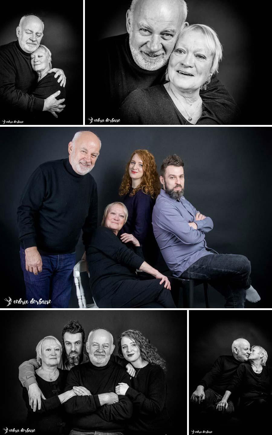 photographe studio famille oise