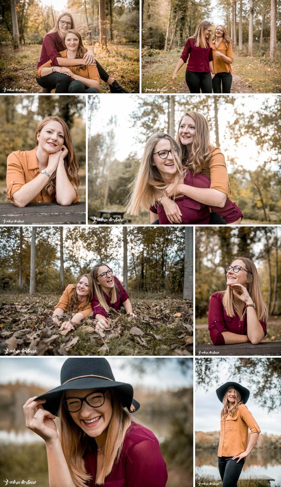 portrait soeurs photographe oise