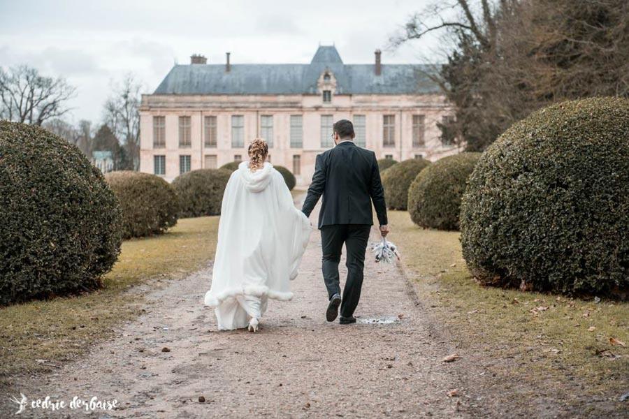 mariage d'hiver hauts de france
