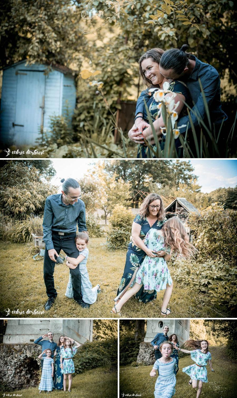Photos Famille en extérieur Photographe oise compiegne